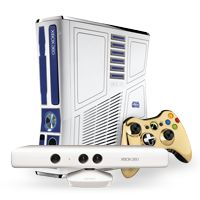 This IS the Xbox console I was looking for! (And the one we bought.) #starwars #xbox