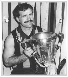 1983, #Hawthorn 20.20 (140) d Essendon 8.9 (57). Coach: Allan Jeans Captain: Leigh Matthews