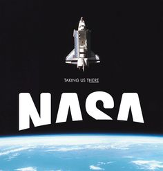 1 | NASA's Logo Redesigned To Be Truly Out Of This World | Co.Design: business + innovation + design