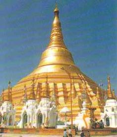 Great Shwedagon Pagoda