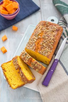 No Salt Recipes, Baby Food Recipes, University Food, Plum Cake, A Food, Food And Drink, Savoury Baking, Yummy Appetizers, Pumpkin Recipes