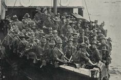 WA's own slice of ANZAC history - Albany 1914 departure of Diggers