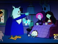 Marceline And Bubblegum, Adventure Time Art, Bubble Gum, Theory, Goth, Anime, Collection, Adventure Time, Gothic