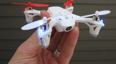 Check the World's Smallest Camera Suited With Drone