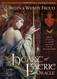The Heart of Faerie Oracle - Book & Tarot Cards by Wendy Froud http://www.amazon.com/dp/0810988232/ref=cm_sw_r_pi_dp_PBoAvb0VKQCJF