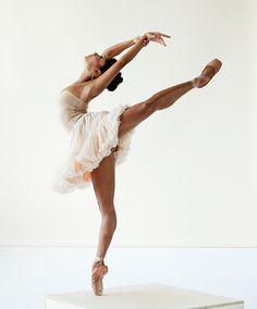 Ballet is my favorite style of dance. So elegant and only those who do it truly understand how much strength it takes.