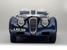 Jaguar XK120 Competition Roadster '1950–51