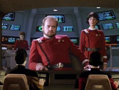 Captain Morgan Bateson - Kelsey Grammer