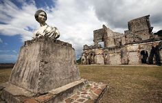 Sans-Souci Palace, Milot, Haiti / Unesco Word Heritage List
