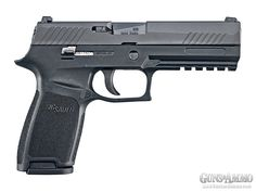 SIG Sauer P320: Modular Everything. I'm thinking getting either this or an M&P 9 for my first CCW.