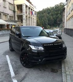 Ideas luxury cars range rover dreams vehicles Let The Program Buy Your DREAM CAR For You! Click the pin link to learn Range Rover Noir, Range Rover Schwarz, Range Rover Sport Black, Range Rover White, Land Rover Sport, My Dream Car, Dream Cars, Maserati, Ferrari 458