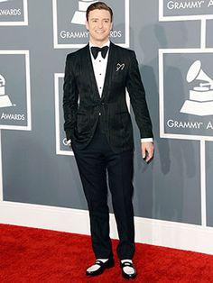 HI JUSTIN TIMBERLAKE! #Grammys