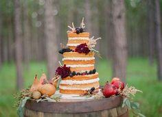 Картинки по запросу голый трехярусный торт