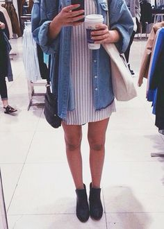 Image about girl in casual outfits by Mollie on We Heart It Fashion Mode, Moda Fashion, Fashion Trends, Fashion Killa, Mode Style, Style Me, Girl Style, Spring Summer Fashion, Autumn Winter Fashion