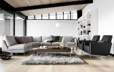 Sofa Designs - Sofa Sectionals - Inspiration - BoConcept