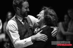 Erik and his momma enjoying their dance. #wedding #idaho #documentary #reception #groom #motherofthegroom #dance #laughter #love #sweetmoment #blackandwhite