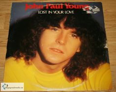 #John#Paul#Young#Lost#In#Your#Love#Vinyl