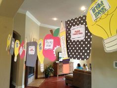 Ready for School Pennant! Each craft helps set expectations!