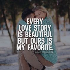 Every love story is beautiful but ours is my favorite. What do you think? >> @npmusik for more! #nowplayingmusik