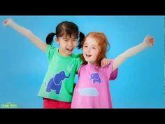"""▶ Sesame Street: I Love the Letter """"E"""" - YouTube"""
