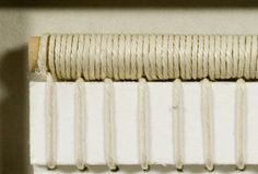 Endband sampler :: University of Iowa Libraries Bookbinding Models 1
