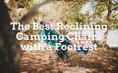 To find the best camping chairs, I did a little research on the types of material that are best, ideas for extra comfort, and the flexible features available on the market. Below are some of the best camping chairs with footrests that I could find. There are several designs, simply because everyone has a style that suits them. Camping Chairs, Foot Rest, Recliner, Flexibility, Good Things, Marketing, Suits, Ideas, Design