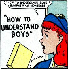 Comically Vintage - boys