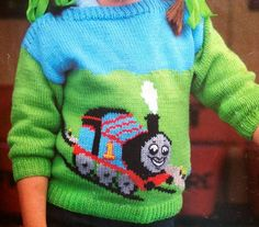 5be835449 This is a PDF file containing a copy of the pattern for this wonderful  slash neck Thomas sweater. The jumper is for sizes 20 to 28 inch chest and  is