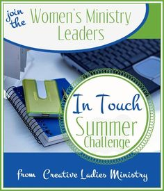 Women's Ministry Leaders Summer Challenge
