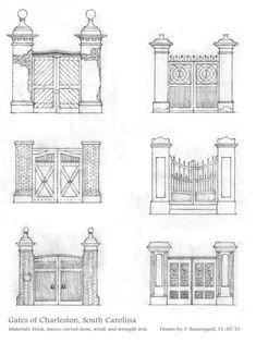 Gates of Charleston by ~Built4ever on deviantART