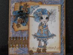 Bestie card by Miranda