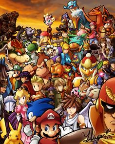 Do You Still BRAWL ?  One of the best games of all time .