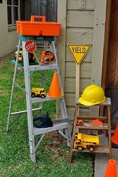 Construction/contractor party on Pinterest | 30 Pins