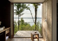 Case Inlet Retreat by mw|works architecture+design