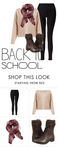 """""""v simple back to school fall look"""" by vbutler18 ❤ liked on Polyvore featuring Miss Selfridge, Old Navy and UGG Australia"""