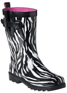Spring rain boots we love