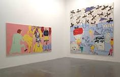 Image result for rose wylie paintings