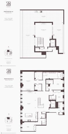 Condos After Dark Monroe Street Plans >> 602 Best Duplexes Images In 2019 Apartment Floor Plans Condo