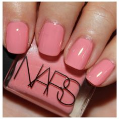 NARS Trouville Nail Polish for Summer 2012 Swatches Review ❤ liked on Polyvore