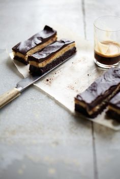 Eat Dessert First - chocolate bars Delicious Chocolate, Chocolate Recipes, Chocolate Bars, Chocolate Pastry, Just Desserts, Dessert Recipes, Eat Dessert First, How Sweet Eats, Love Food