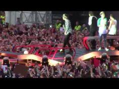 One Direction- Happily, Dublin Croke Park 23/5/14