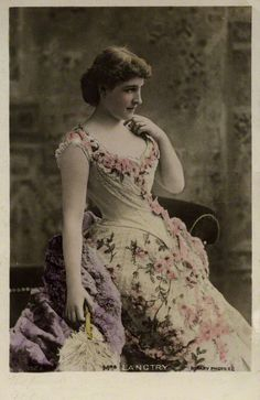Lillie Langtry, 1880s © National Portrait Gallery, London