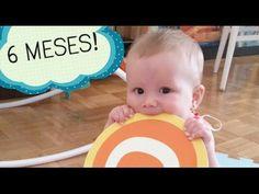 Actividades Bebé 6 a 8 meses - Estimulación Temprana - YouTube