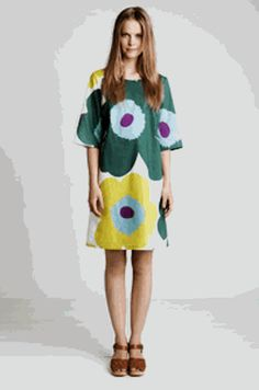 marimekko dress - Google Search