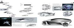 2039 Lexus Aero-Flagship on Behance