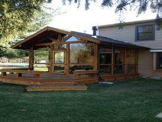 Cool 3 Season Porch 3 Season Porch, 4 Season Room, Four Seasons Room, Sunroom Addition, Garden Styles, Outdoor Living, Home Improvement, House Plans, Sweet Home