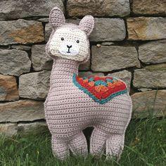 Horgolt láma / Llama crochet. Ingyenes minta / Free pattern: 3amgracedesigns.com Kawaii, Free Pattern, Dinosaur Stuffed Animal, Marvel, Toys, Blog, Animals, Amigurumi, Animais