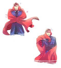 Doctor Strange || Cloak of Levitation