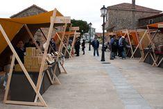 Kiosk Design, Cafe Design, Retail Design, Market Stands, Eco City, Design Social, Pop Up Market, Coffee Stands, Store Image