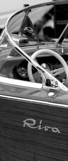 Riva jacht